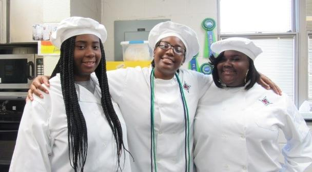 Culinary Arts Completers 1