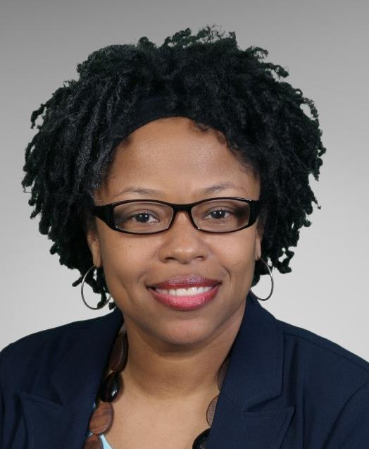 Dr. Crystal Robinson, Principal