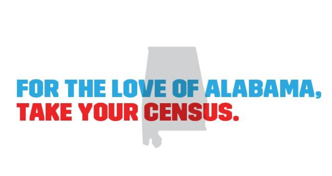 Do not forget the importance of completing the census.