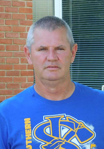 Mr. C. Puckett, Maintenance Supervisor