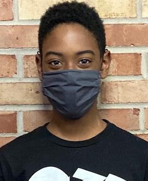 8th Grader Trey Gauthier