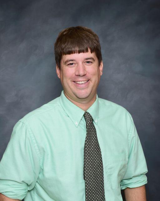 Ben Campbell, Assistant Principal