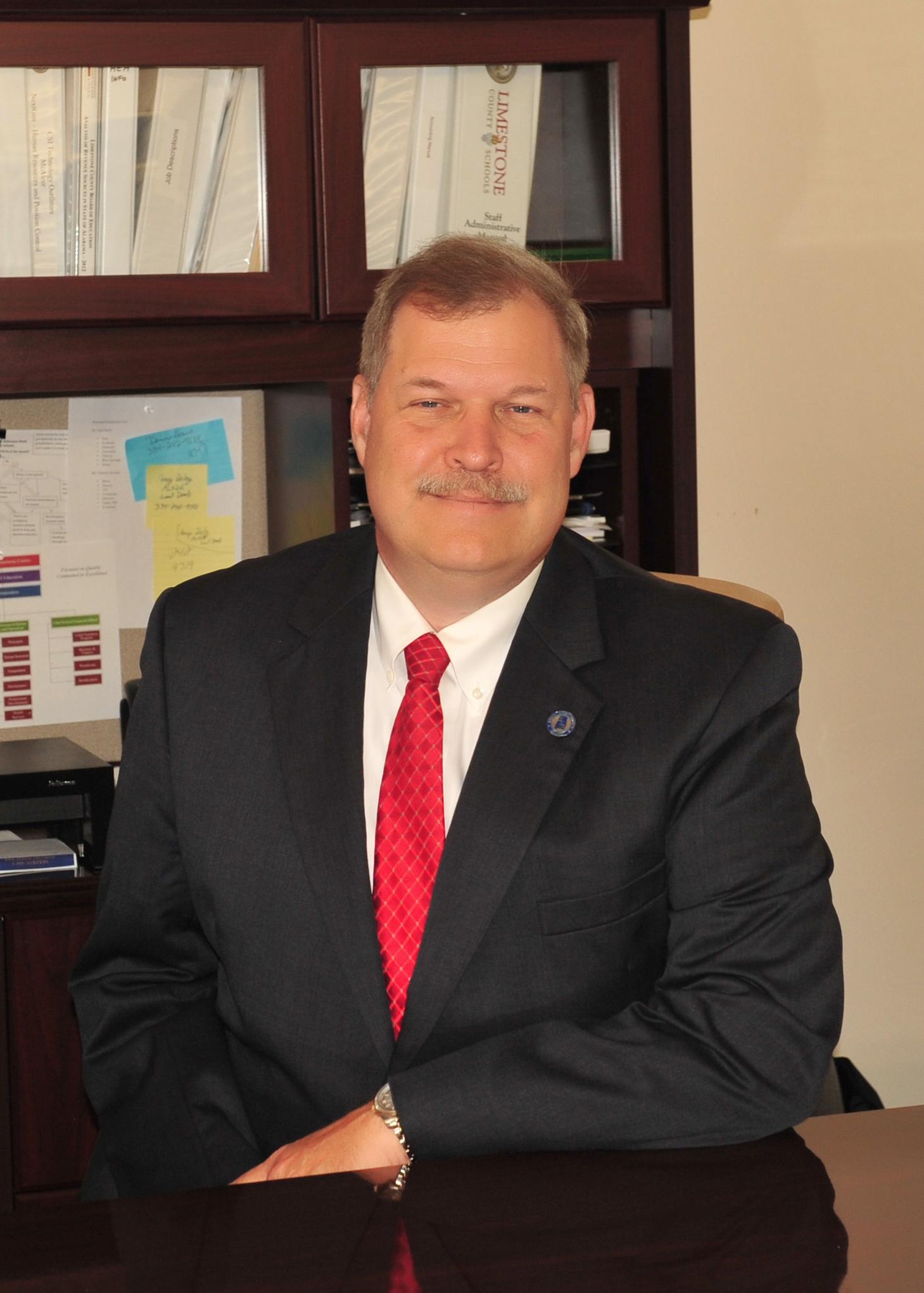 Tom Sisk, Superintendent
