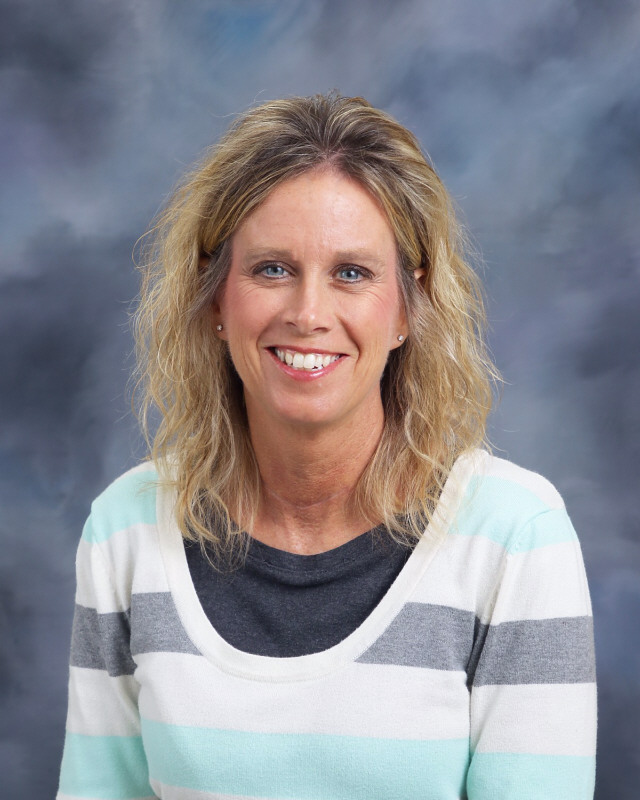 Wendy Gordon, 1st Grade Teachder