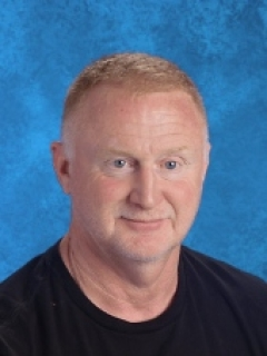 Brian Gafford, MS/HS PE Teacher and Driving Instructor