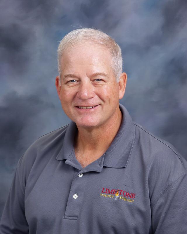 Tim Johnson, CNP Worker