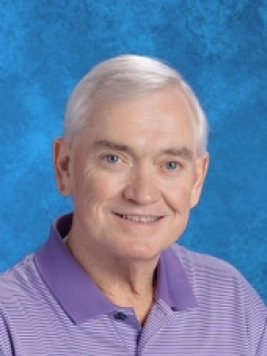 David Reynolds, Instructional Assistant