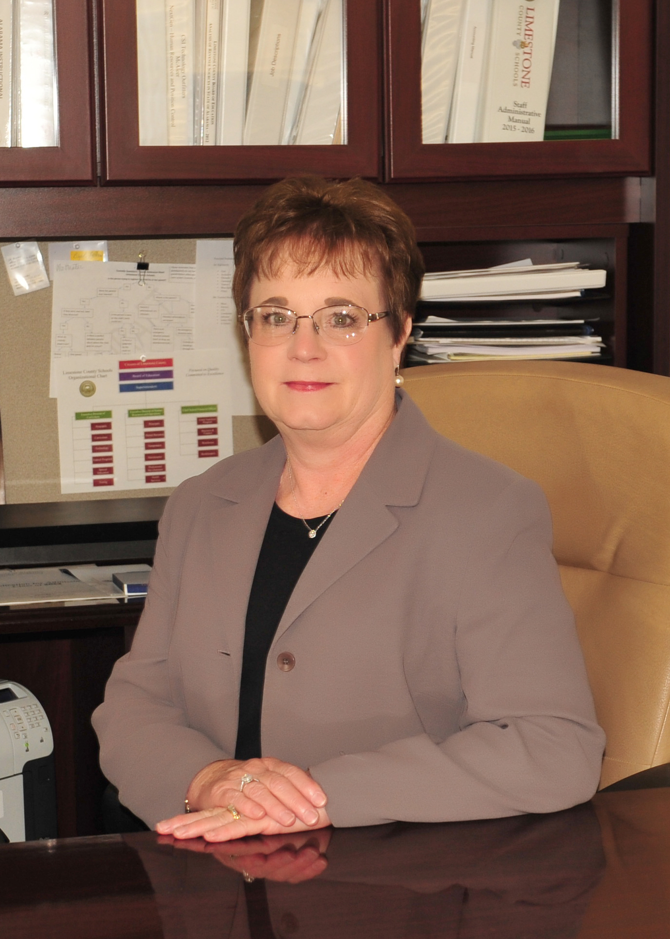 Teresa Rogers, Director of Child Nutrition