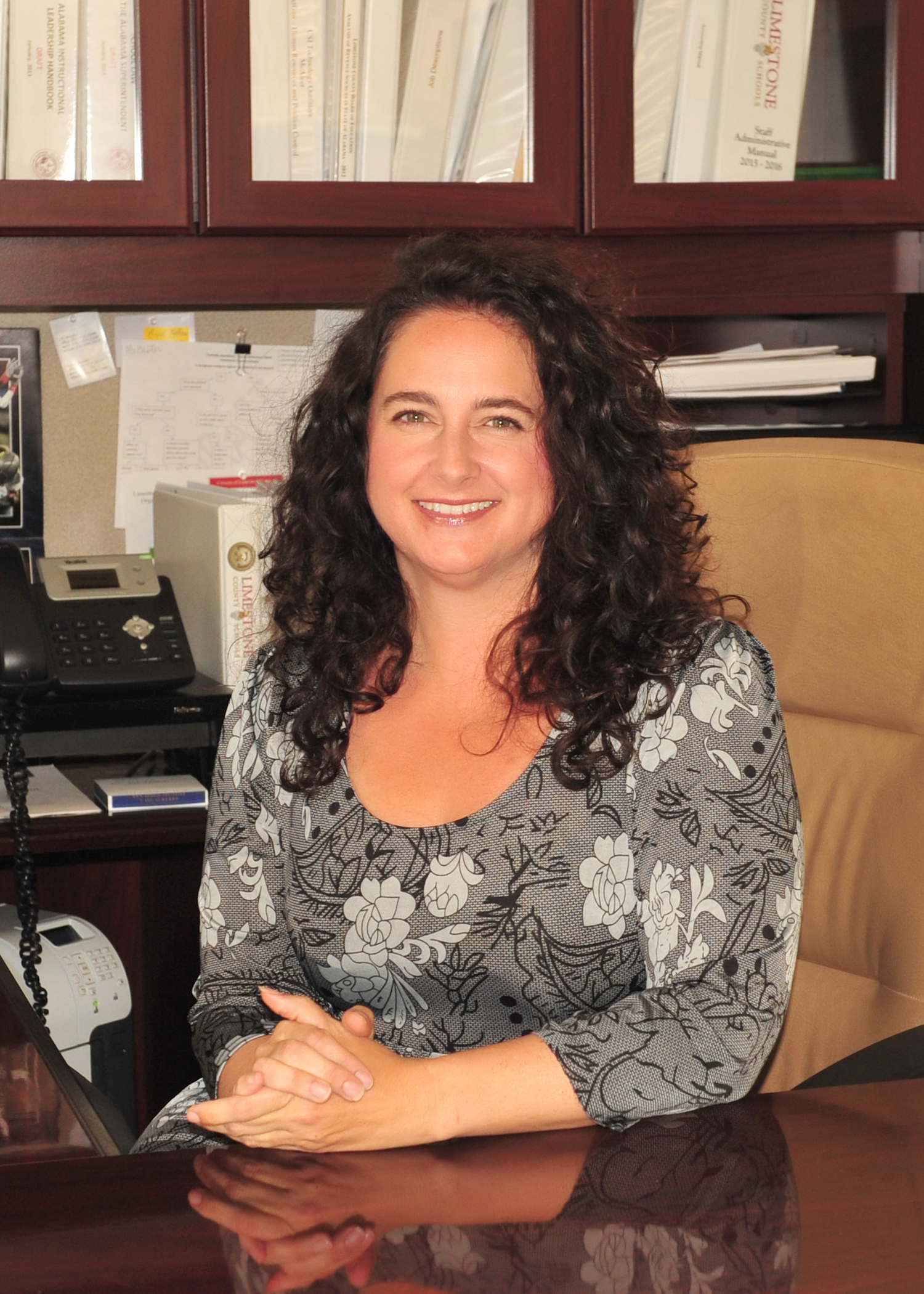 Dr. Emily Carter, Secondary Curriculum Coordinator
