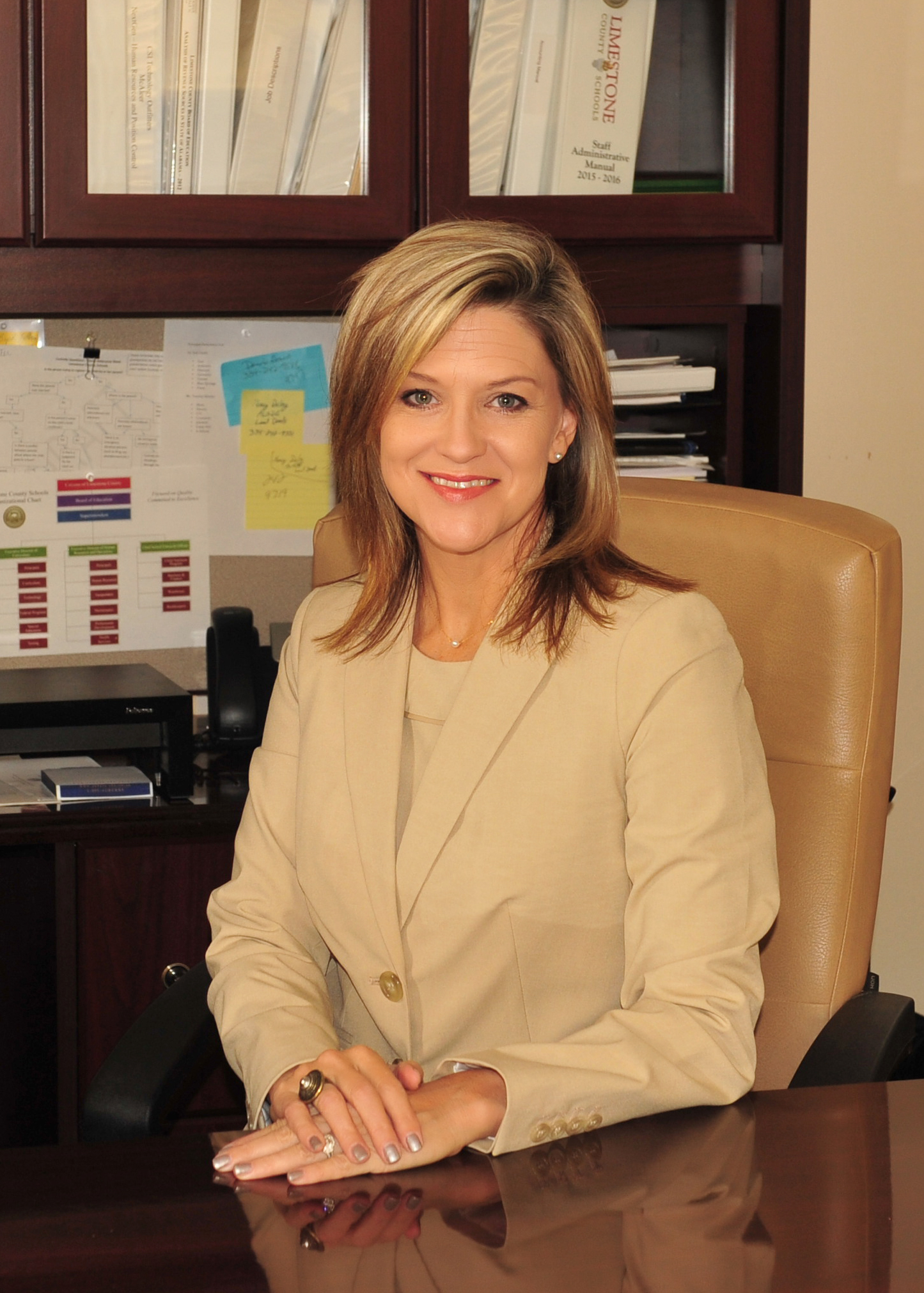 Dr. Karen Tucker, Director of Technology
