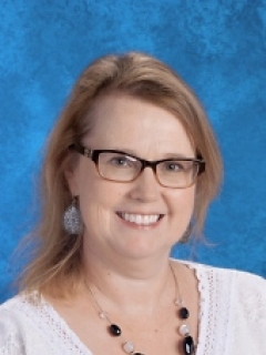 Tammy Embry, Technology Facilitator