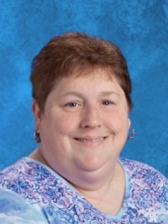 Amy Mosley, Media Specialist